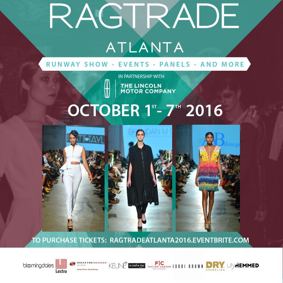 Ragtrade Runway Show Atlanta, GA