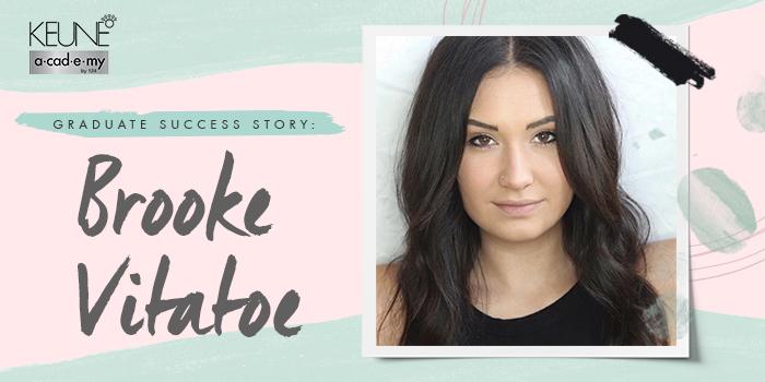 Graduate success story: Brooke Vitatoe